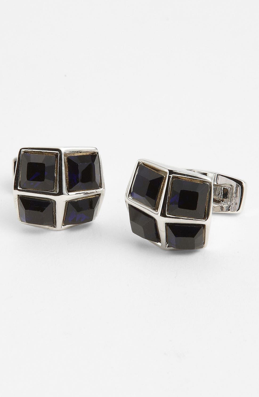 Main Image - Duchamp 'Foursquare' Cuff Links