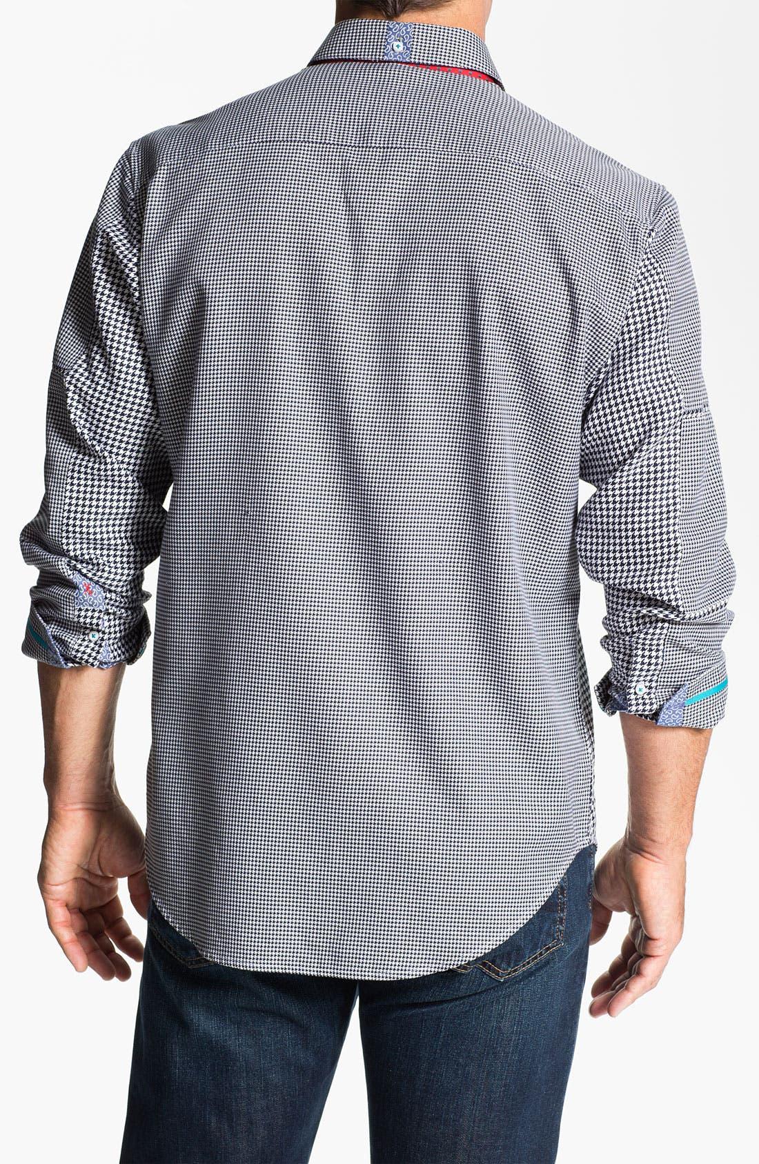 Alternate Image 3  - Robert Graham 'Puckle' Sport Shirt