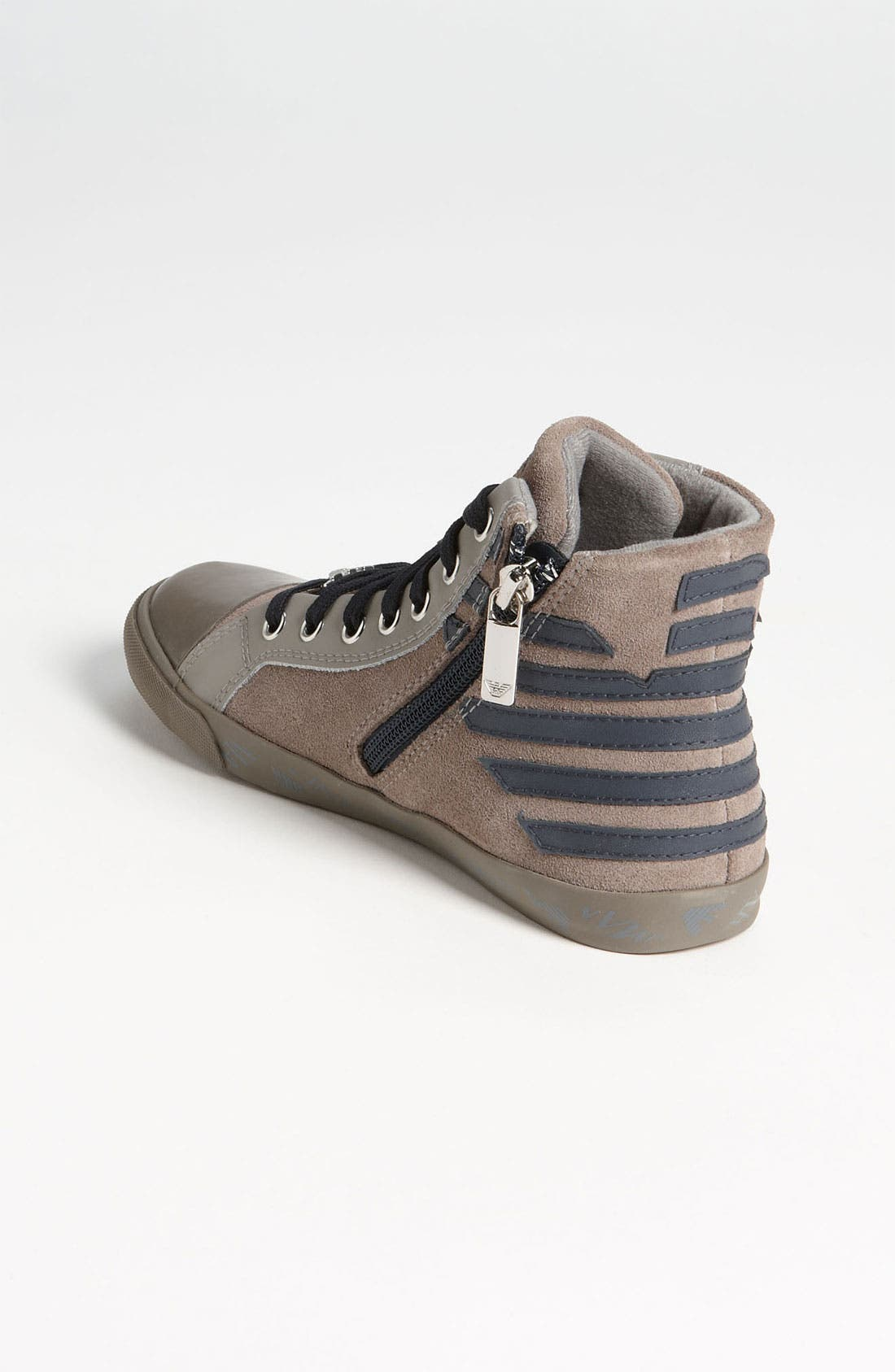 Alternate Image 2  - Armani Junior 'Eagle' Sneaker (Toddler, Little Kid & Big Kid)
