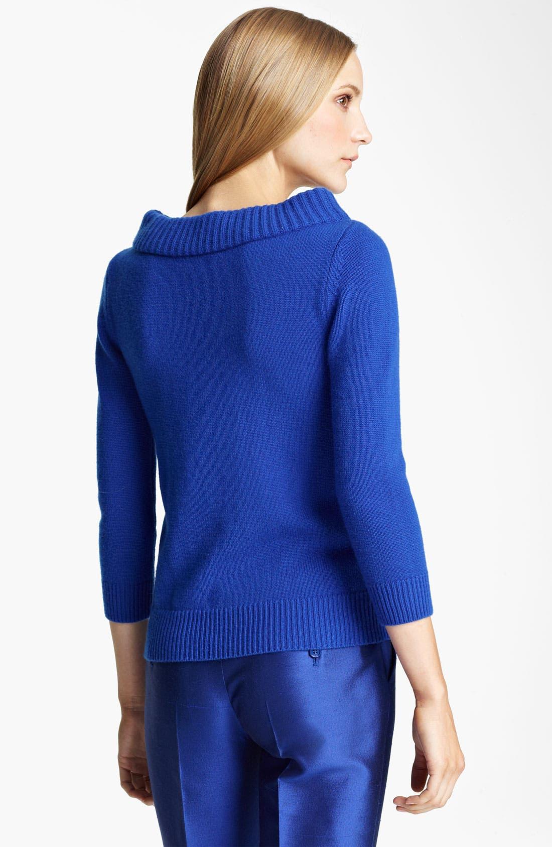 Alternate Image 2  - Michael Kors Cashmere Sweater