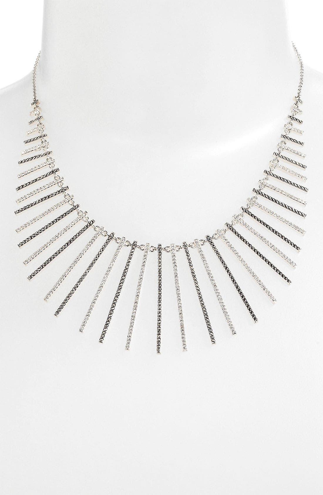 Alternate Image 1 Selected - Judith Jack 'Crystal Glitz' Bib Necklace
