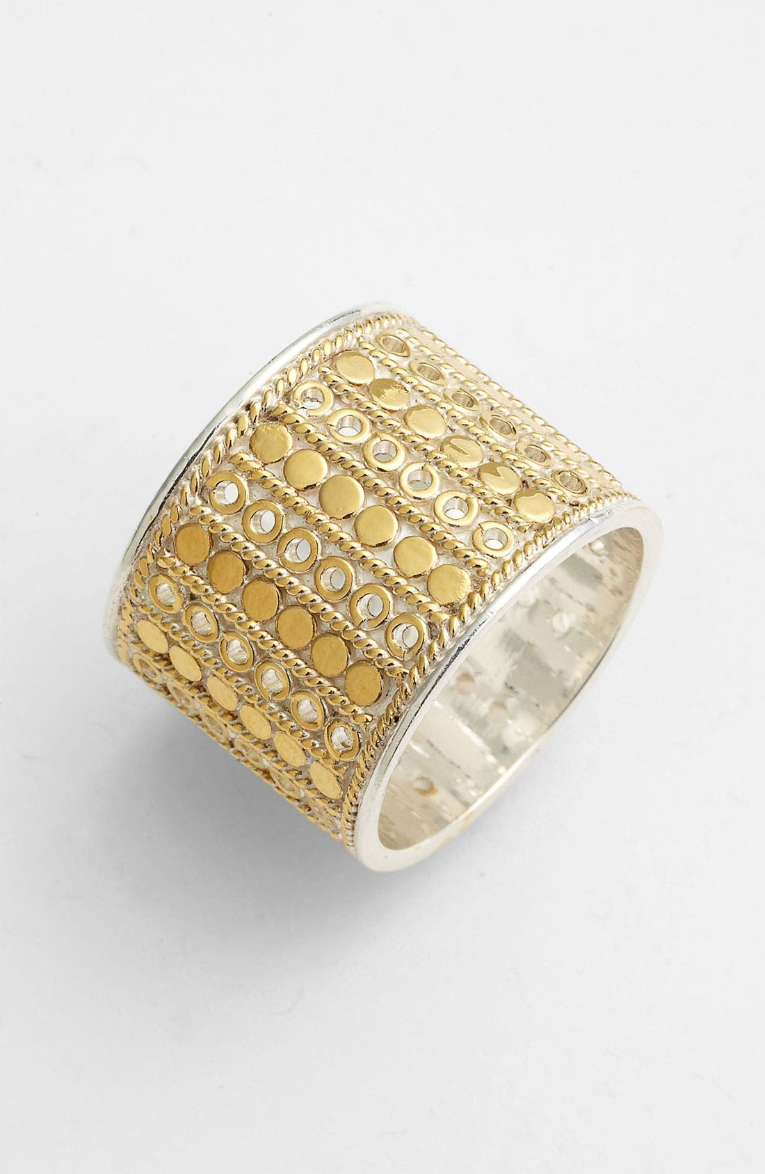 Alternate Image 1 Selected - Anna Beck 'Gili' Wire Rimmed Band Ring