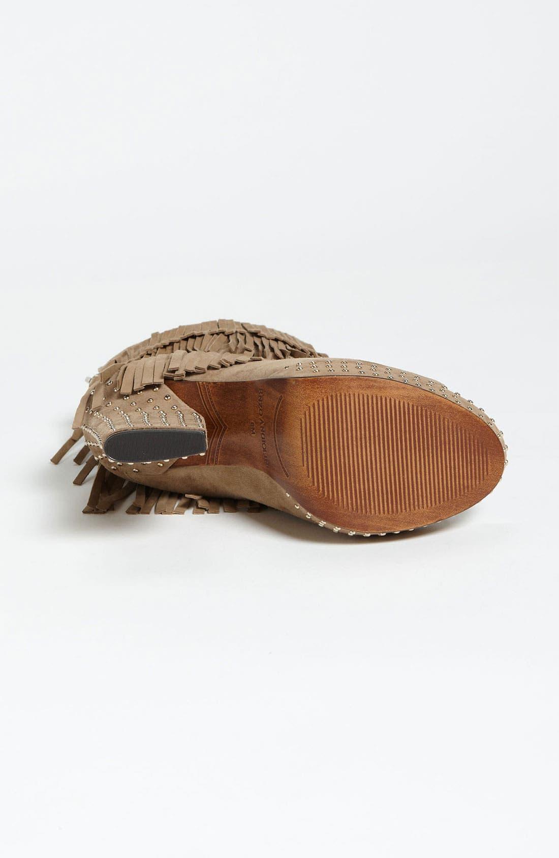 Alternate Image 4  - Enzo Angiolini 'Flore' Boot