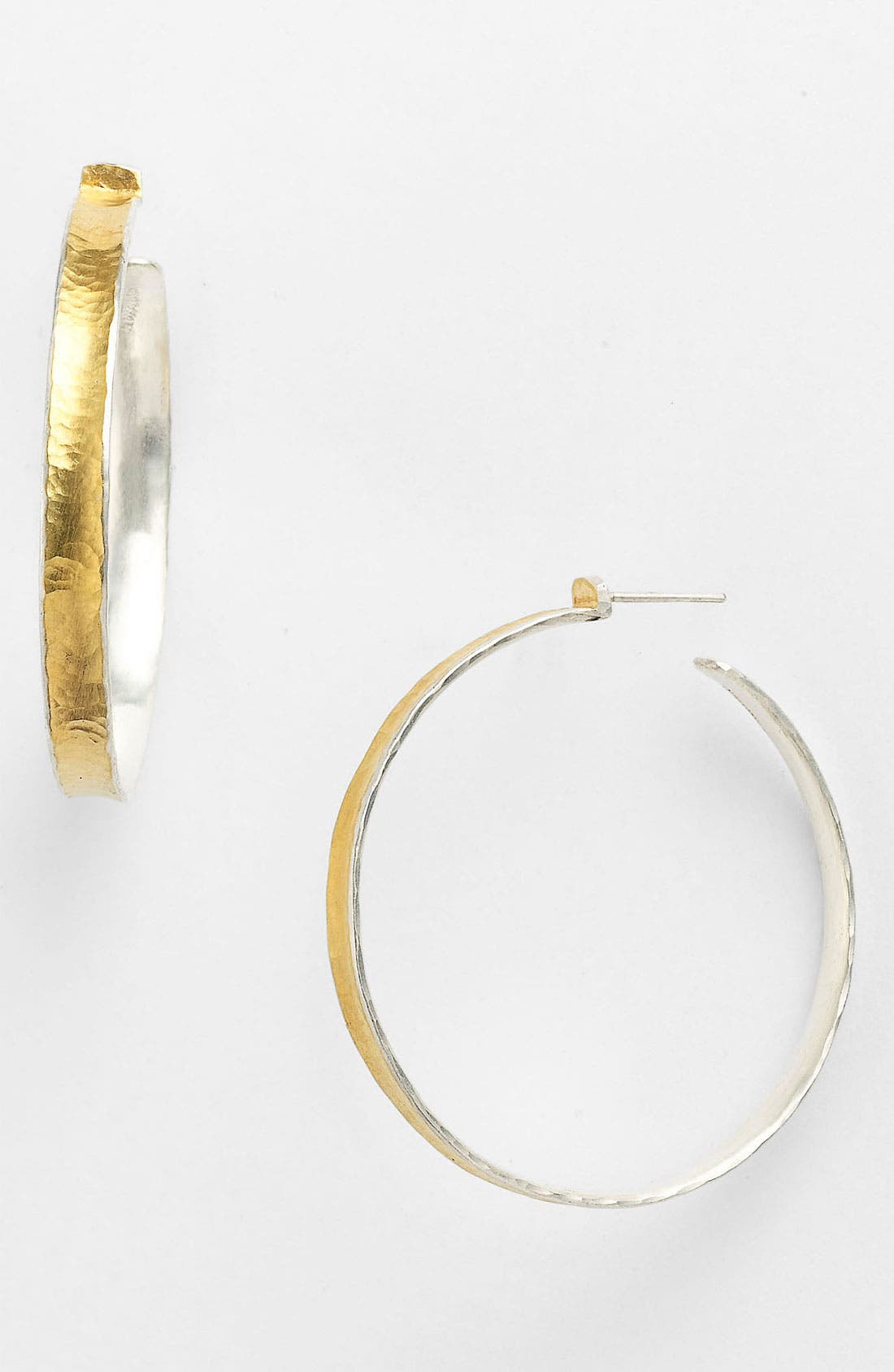 Alternate Image 1 Selected - Gurhan 'Hourglass' Hoop Earrings