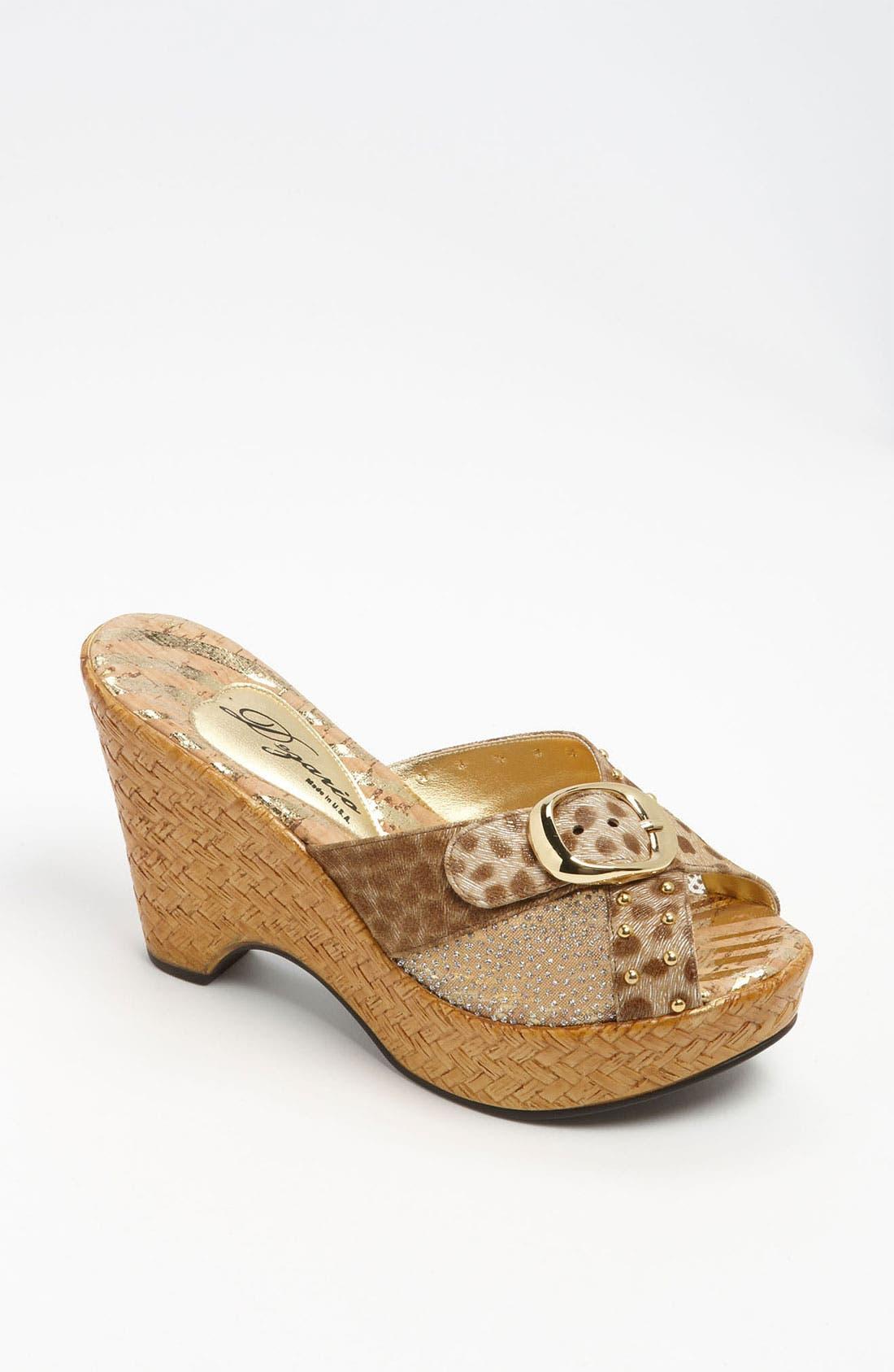 Alternate Image 1 Selected - Dezario 'Amber' Sandal