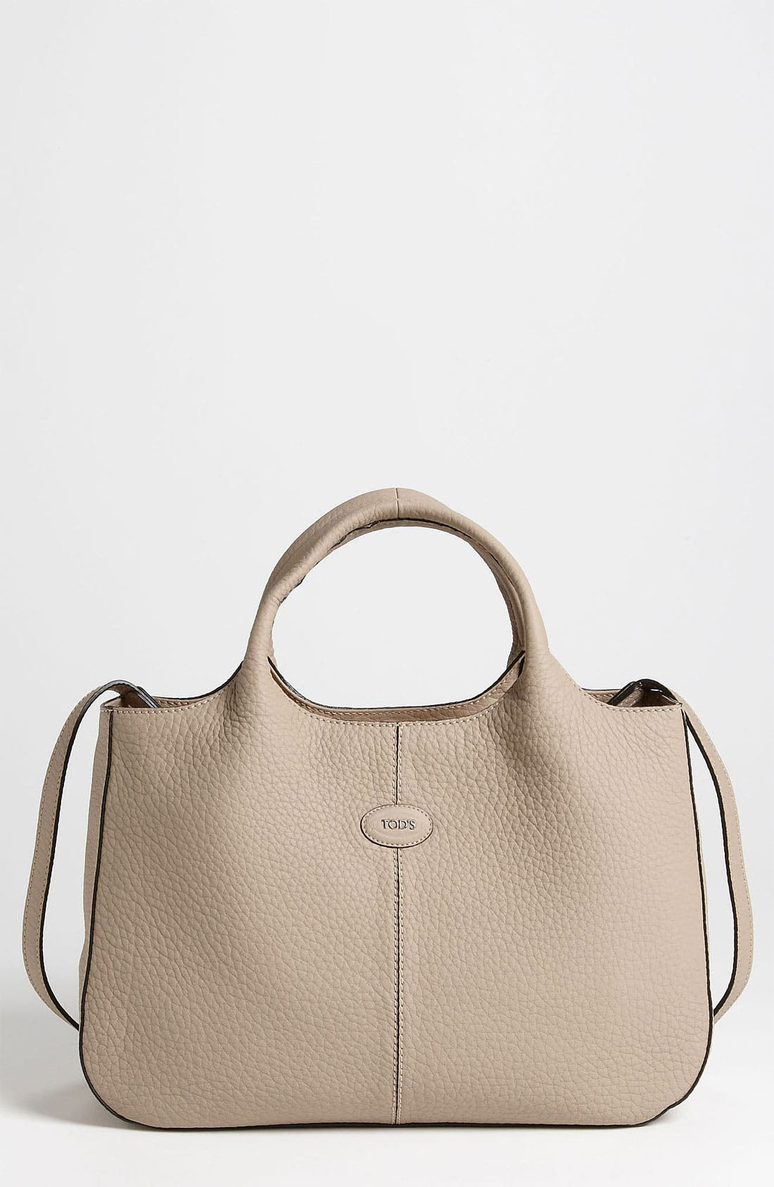 Alternate Image 1 Selected - Tod's 'In Forma - Small' Leather Tote