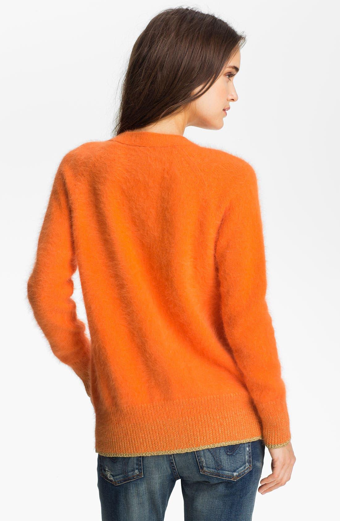 Alternate Image 2  - Juicy Couture Angora Cardigan