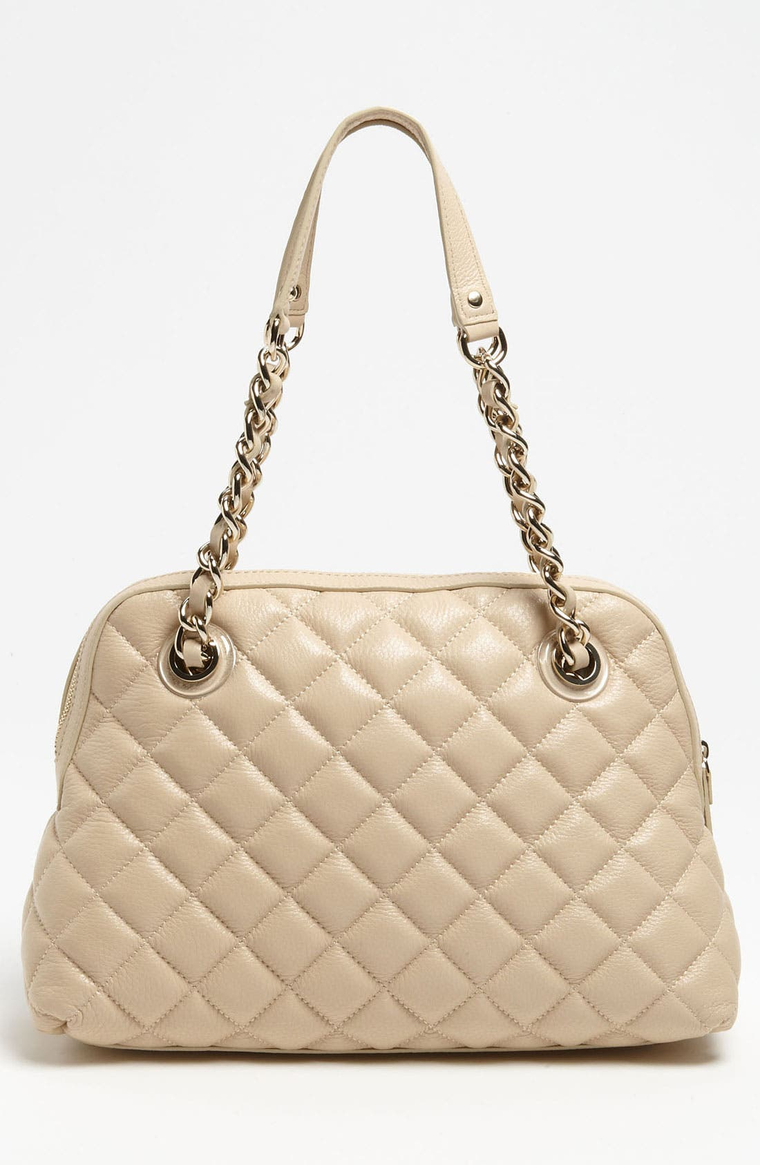 Alternate Image 4  - kate spade new york 'gold coast - georgina' quilted shopper, large