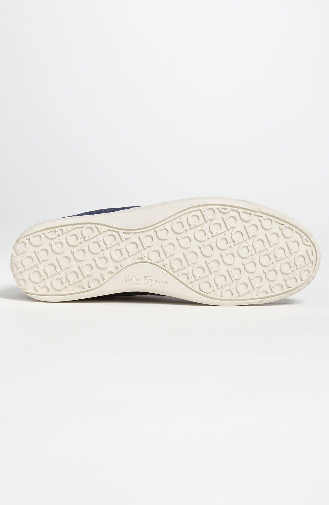 Alternate Image 4  - Salvatore Ferragamo 'Marling' Sneaker