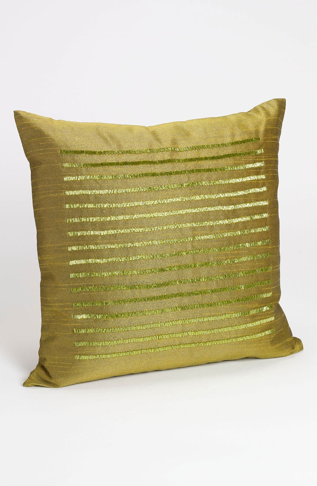 Alternate Image 1 Selected - Nordstrom at Home Beaded Stripe Pillow Cover