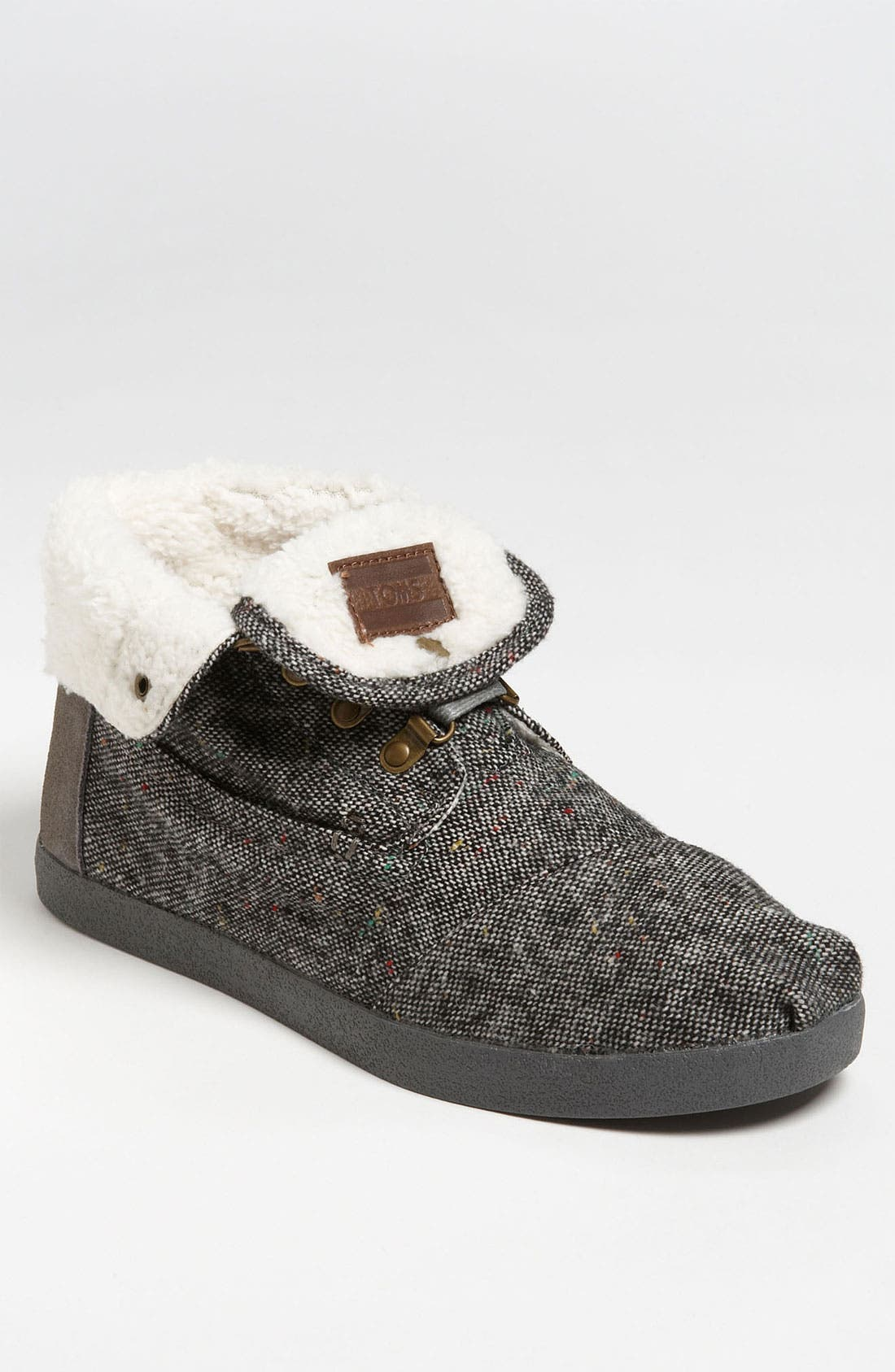 Main Image - TOMS 'Botas Highlands - Holden' Fleece Boot (Men) (Nordstrom Exclusive)