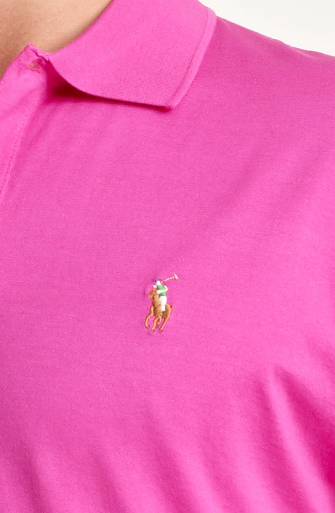 Alternate Image 3  - Polo Ralph Lauren Classic Fit Polo