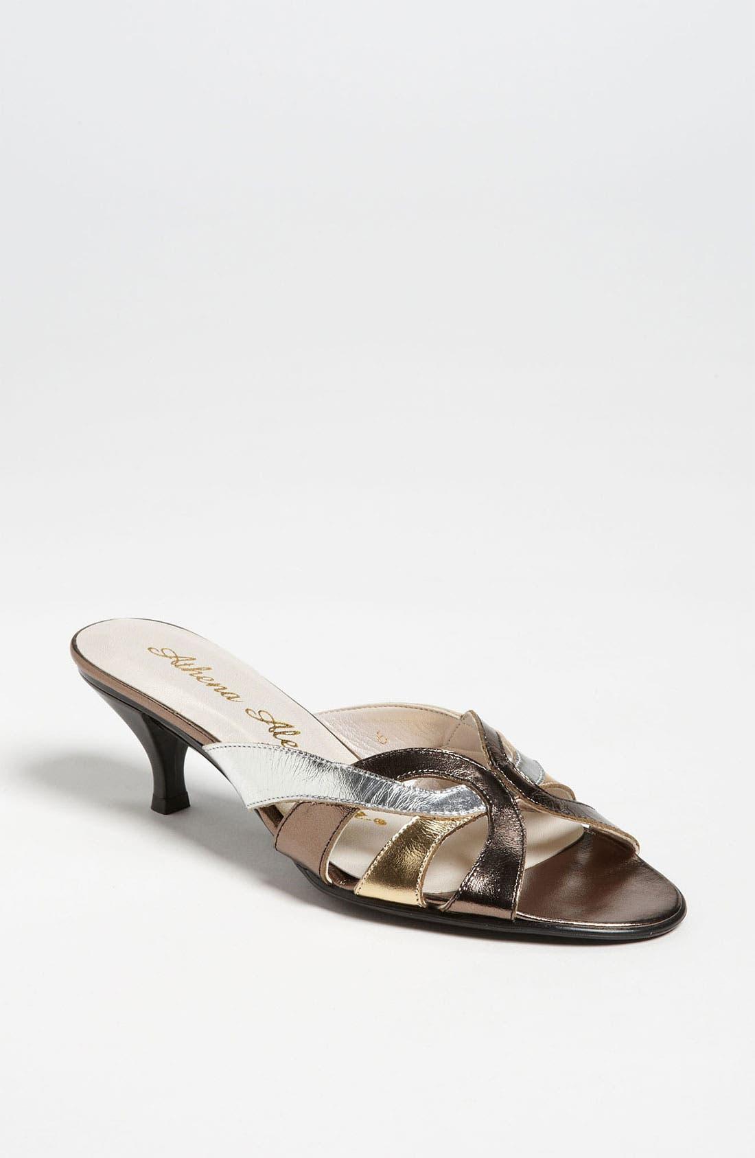 Alternate Image 1 Selected - Athena Alexander 'Lorinda' Sandal