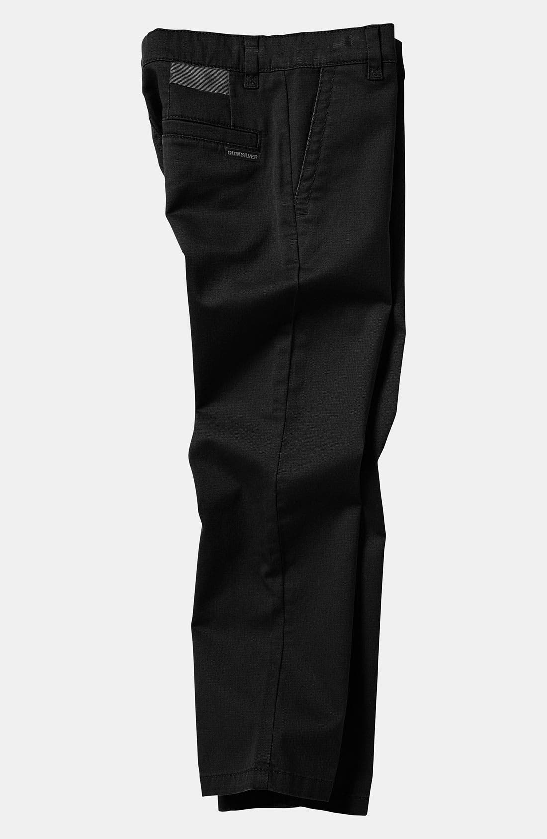 Alternate Image 3  - Quiksilver 'Box Wire' Chino Pants (Toddler)