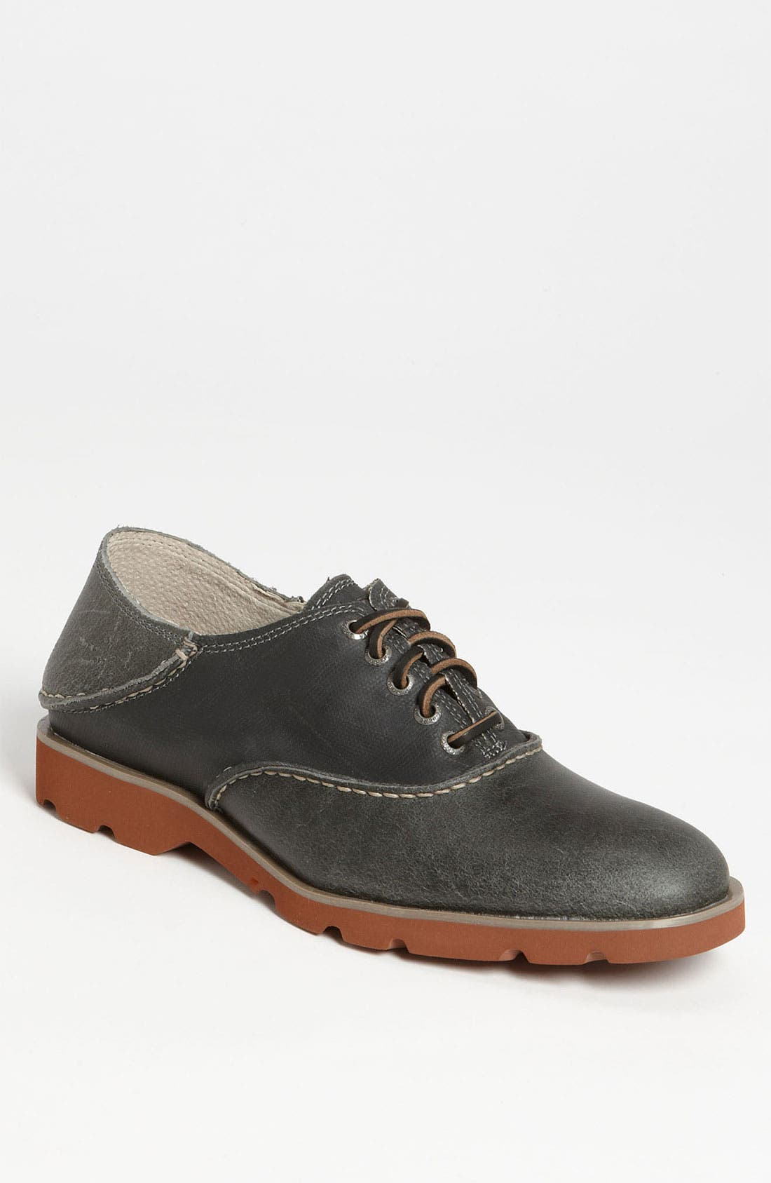 Alternate Image 1 Selected - Sperry Top-Sider® Herringbone Saddle Shoe