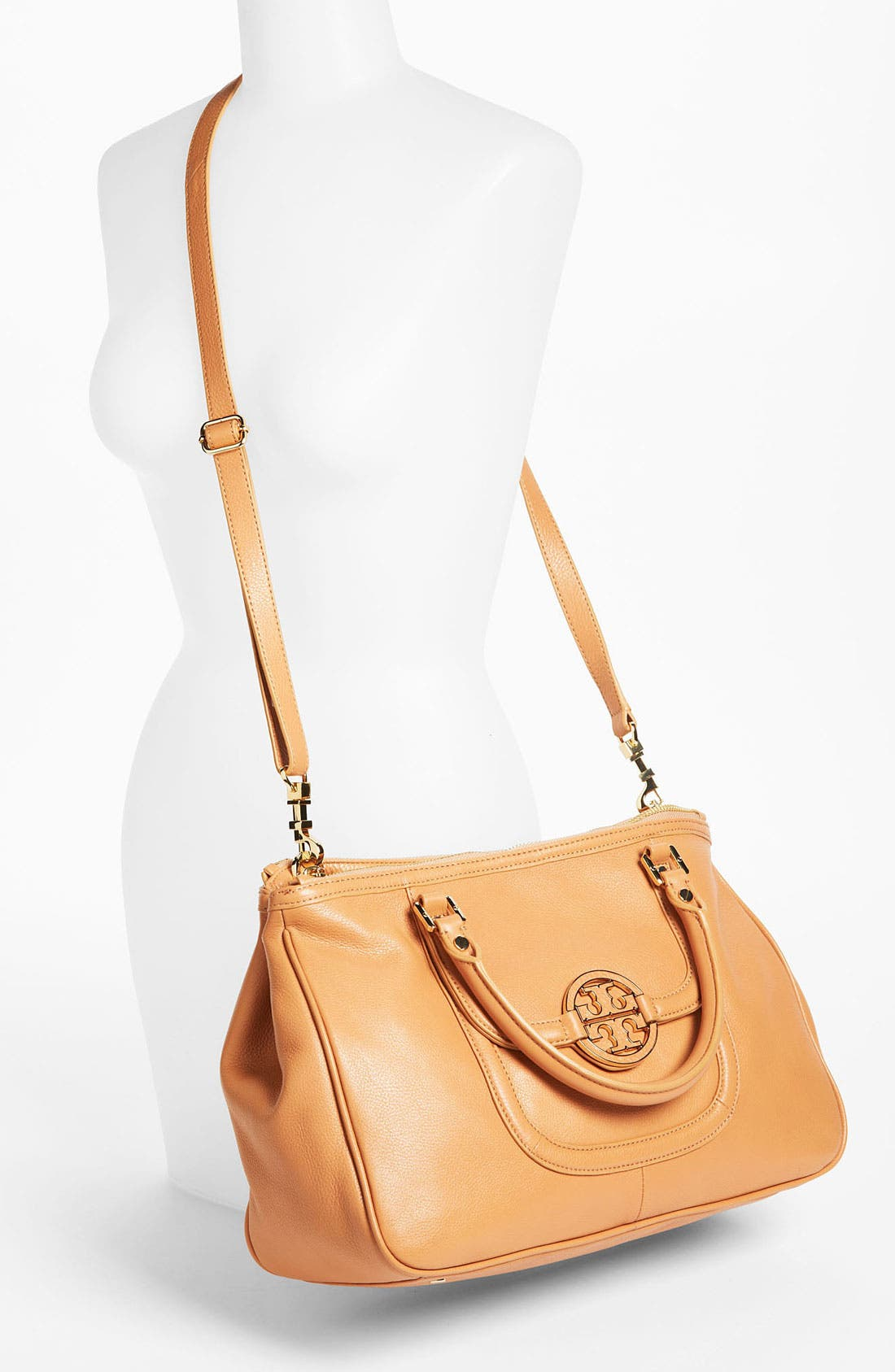 Alternate Image 2  - Tory Burch 'Amanda' Double Zip Tote