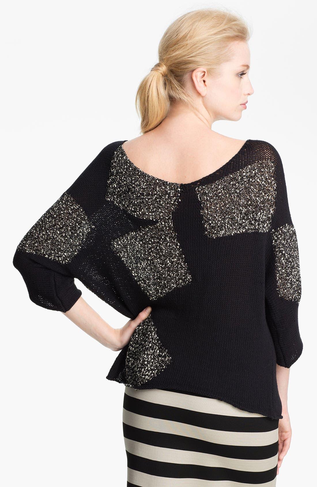 Alternate Image 2  - Diane von Furstenberg 'Zita' Intarsia Sweater