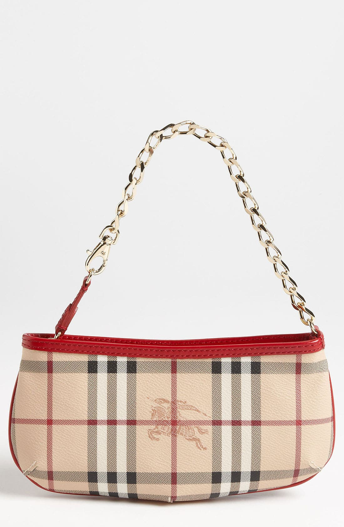 Alternate Image 1 Selected - Burberry 'Haymarket Color' Pouch