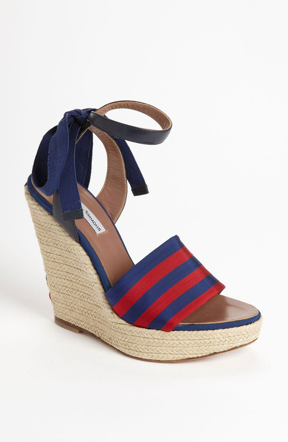 Alternate Image 1 Selected - Tabitha Simmons 'Alice' Wedge Sandal