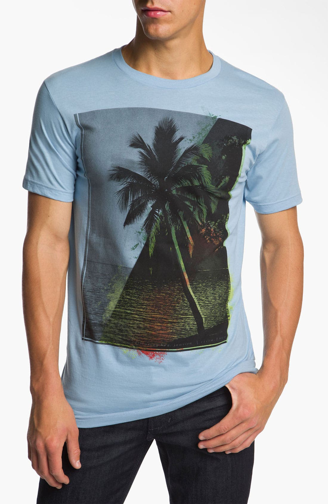 Alternate Image 1 Selected - RKBLK 'Discovery Bay' T-Shirt