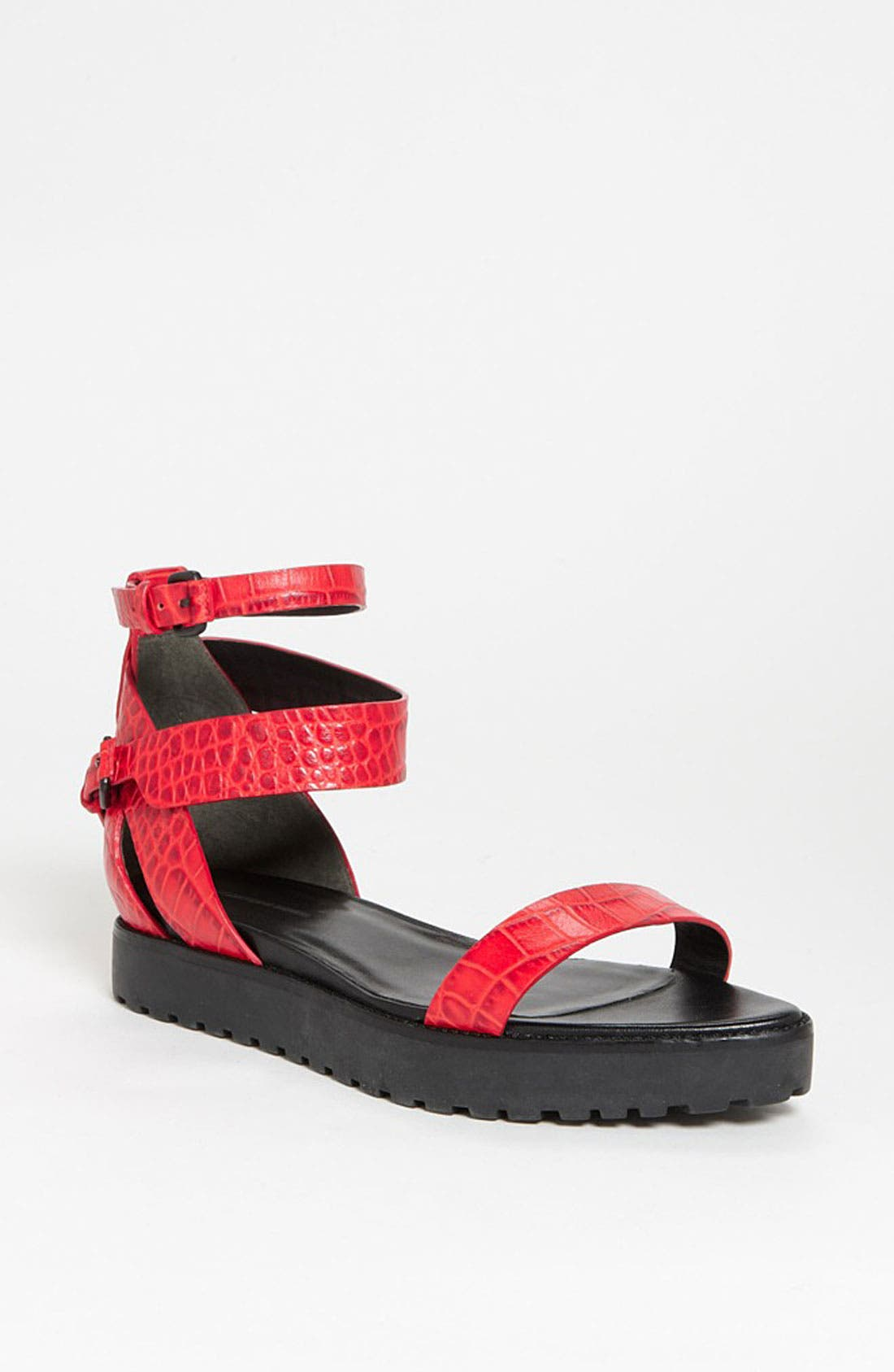 Alternate Image 1 Selected - Alexander Wang 'Jade' Sandal