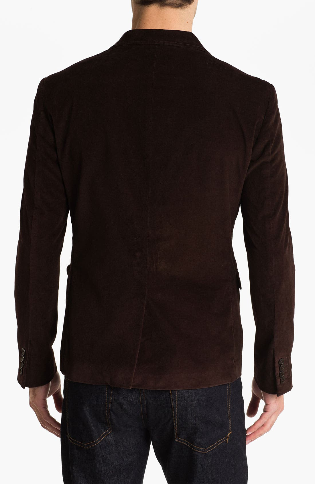 Alternate Image 2  - John Varvatos Star USA Stretch Cotton Jacket