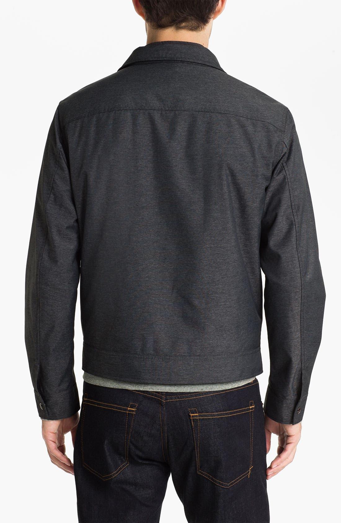 Alternate Image 2  - Michael Kors 3-in-1 Mélange Twill Jacket (Online Exclusive)