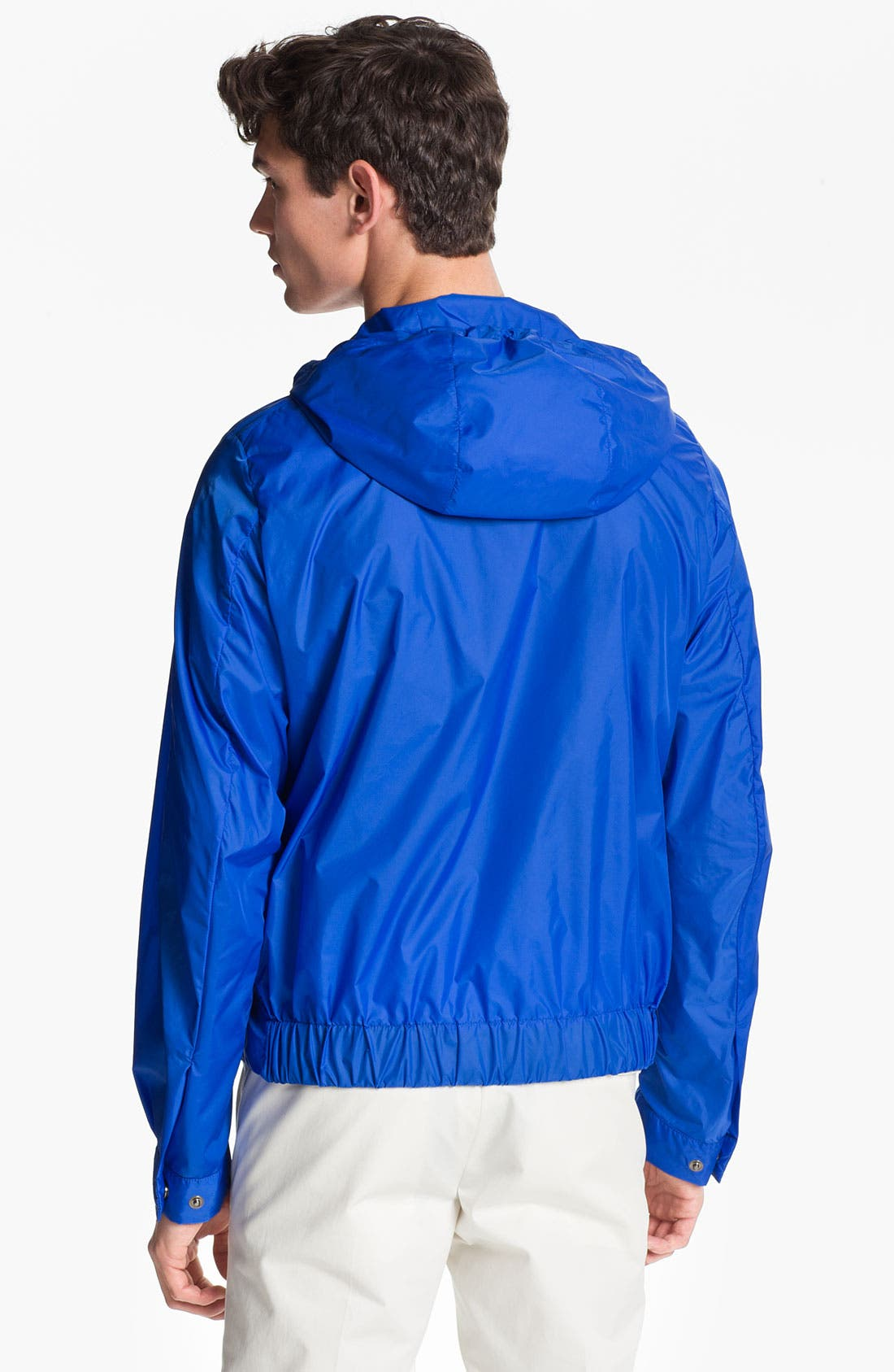 Alternate Image 2  - Jil Sander Hooded Windbreaker