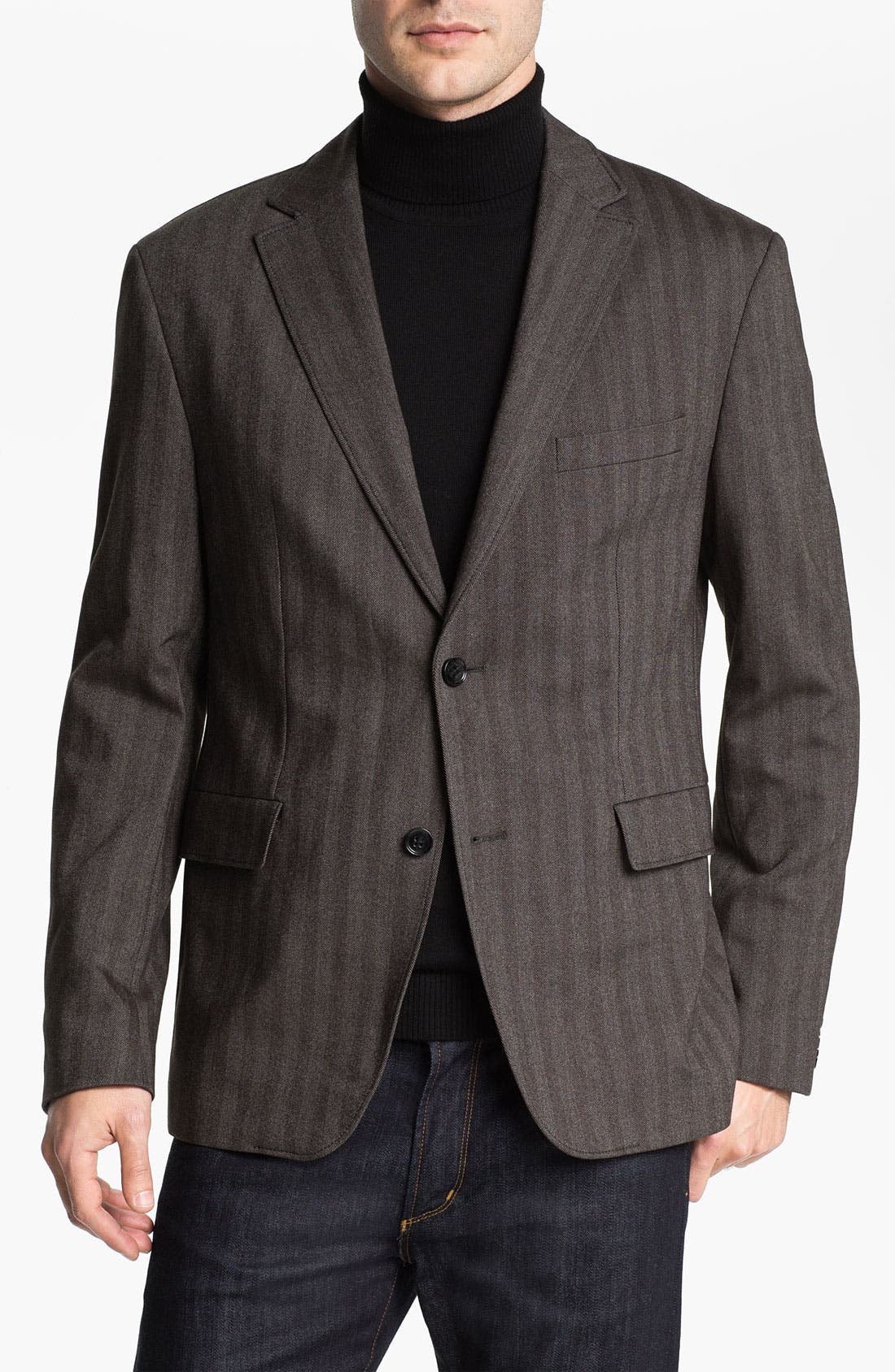 Alternate Image 1 Selected - BOSS HUGO BOSS 'Coastus' Blazer