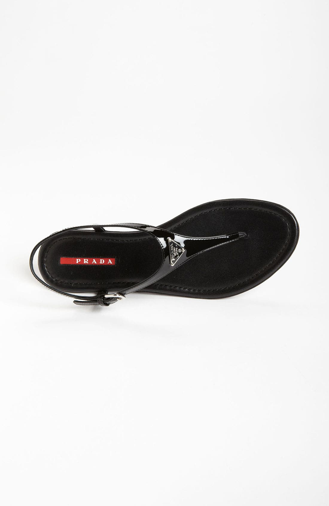 Alternate Image 3  - Prada Logo Thong Sandal