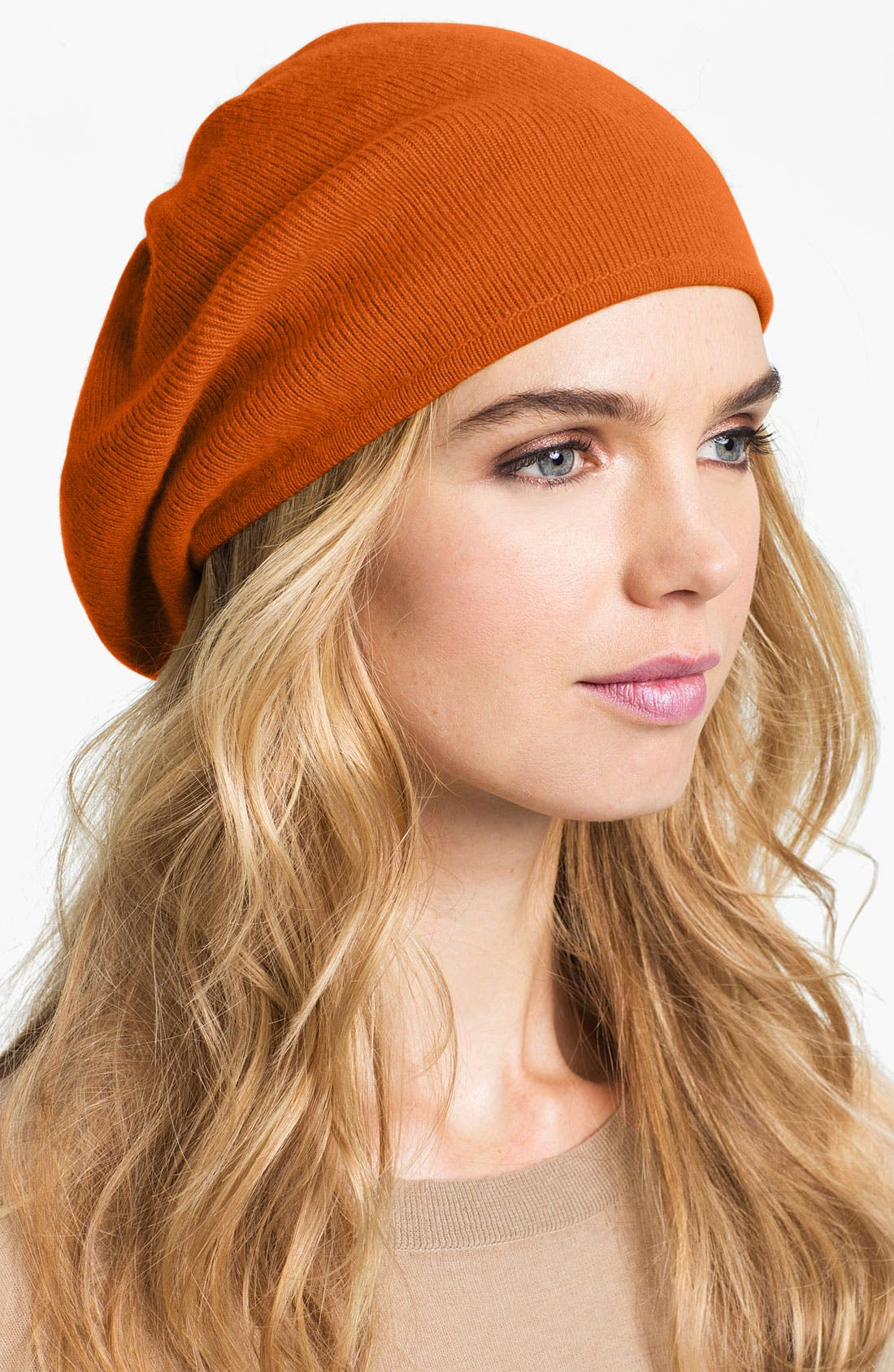 Alternate Image 1 Selected - Portolano Slouchy Knit Beanie