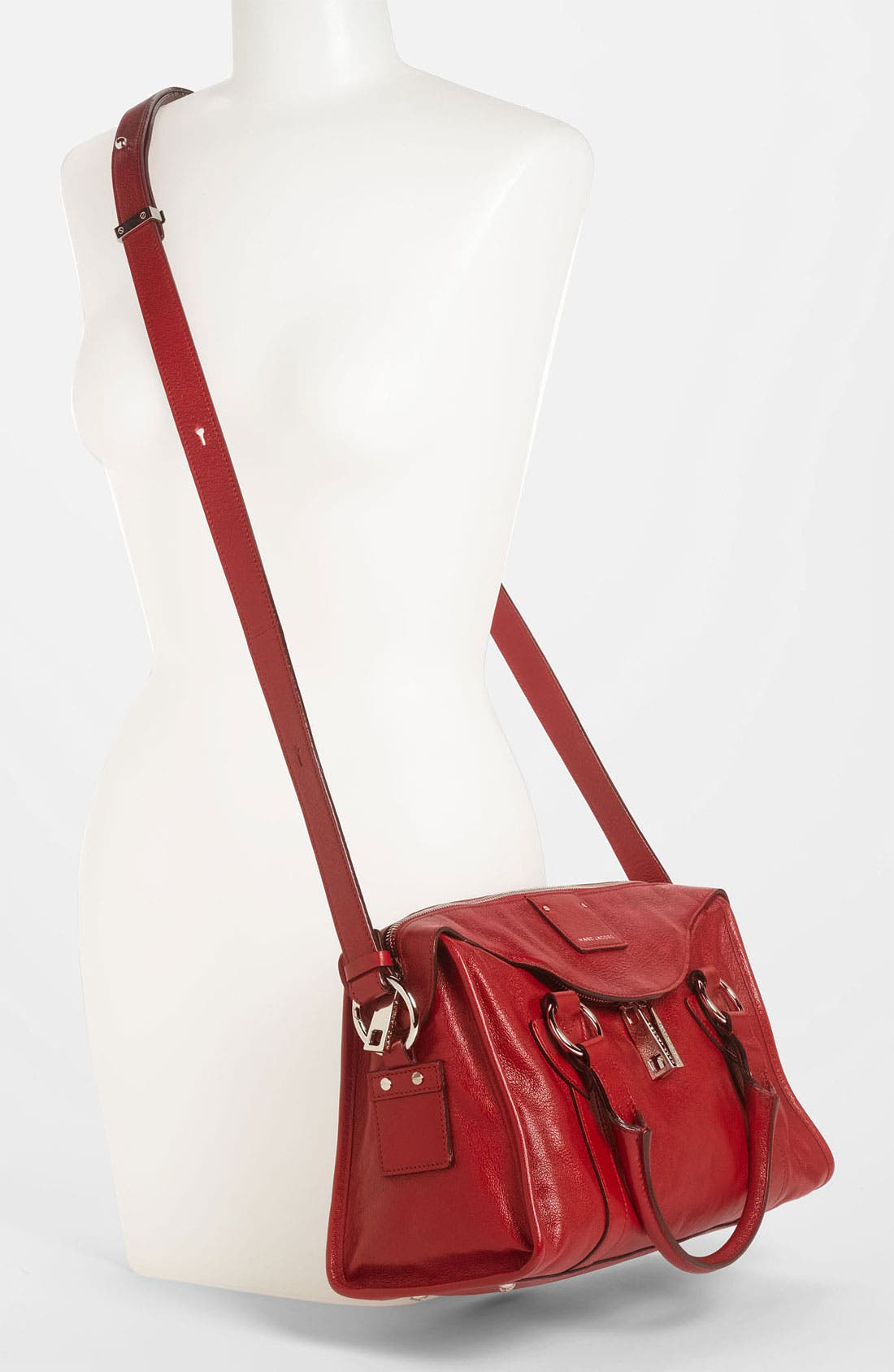Alternate Image 2  - MARC JACOBS 'Small Wellington Fulton' Leather Satchel