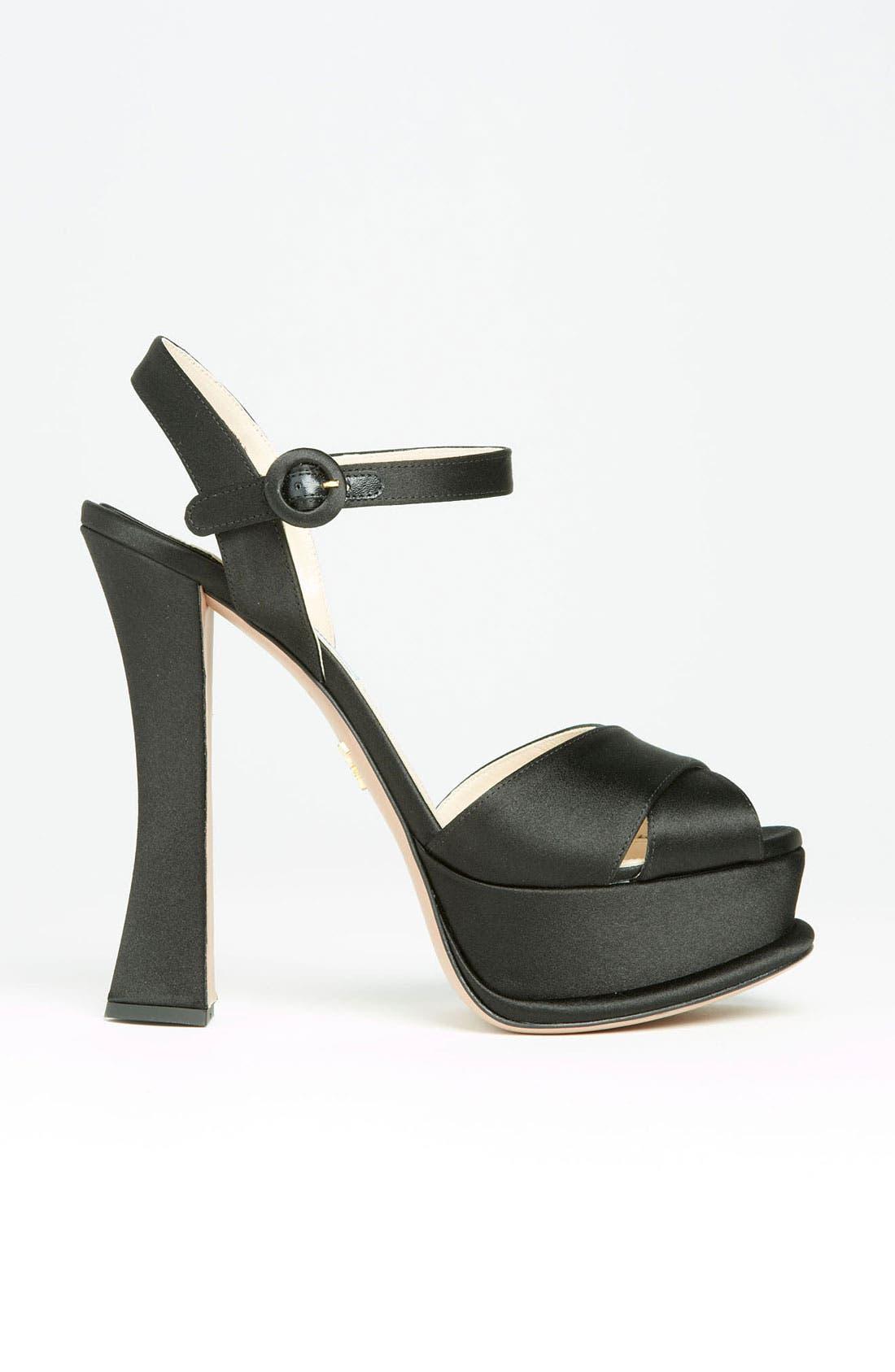 Alternate Image 3  - Prada Strap Platform Sandal