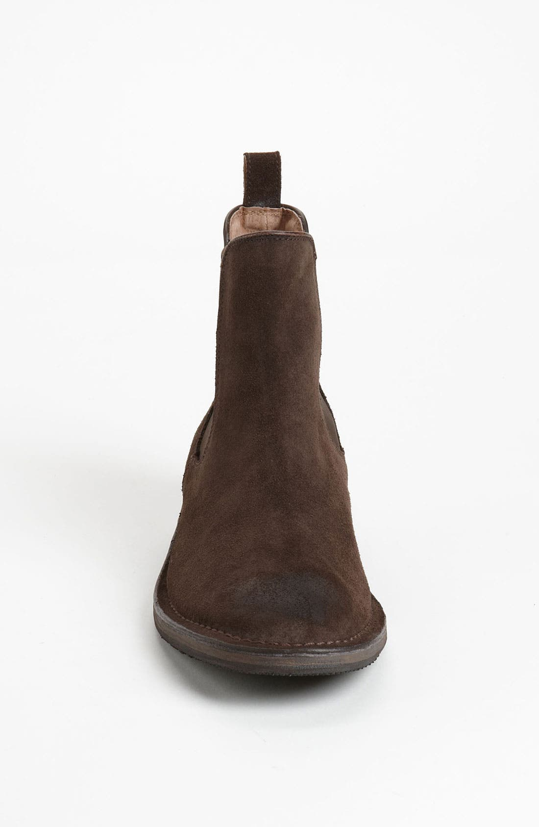 Alternate Image 3  - Andrew Marc Suede Chelsea Boot