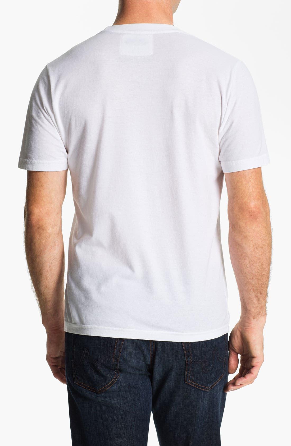 Alternate Image 2  - Red Jacket 'Hyperbole - Tony Dorsett' T-Shirt