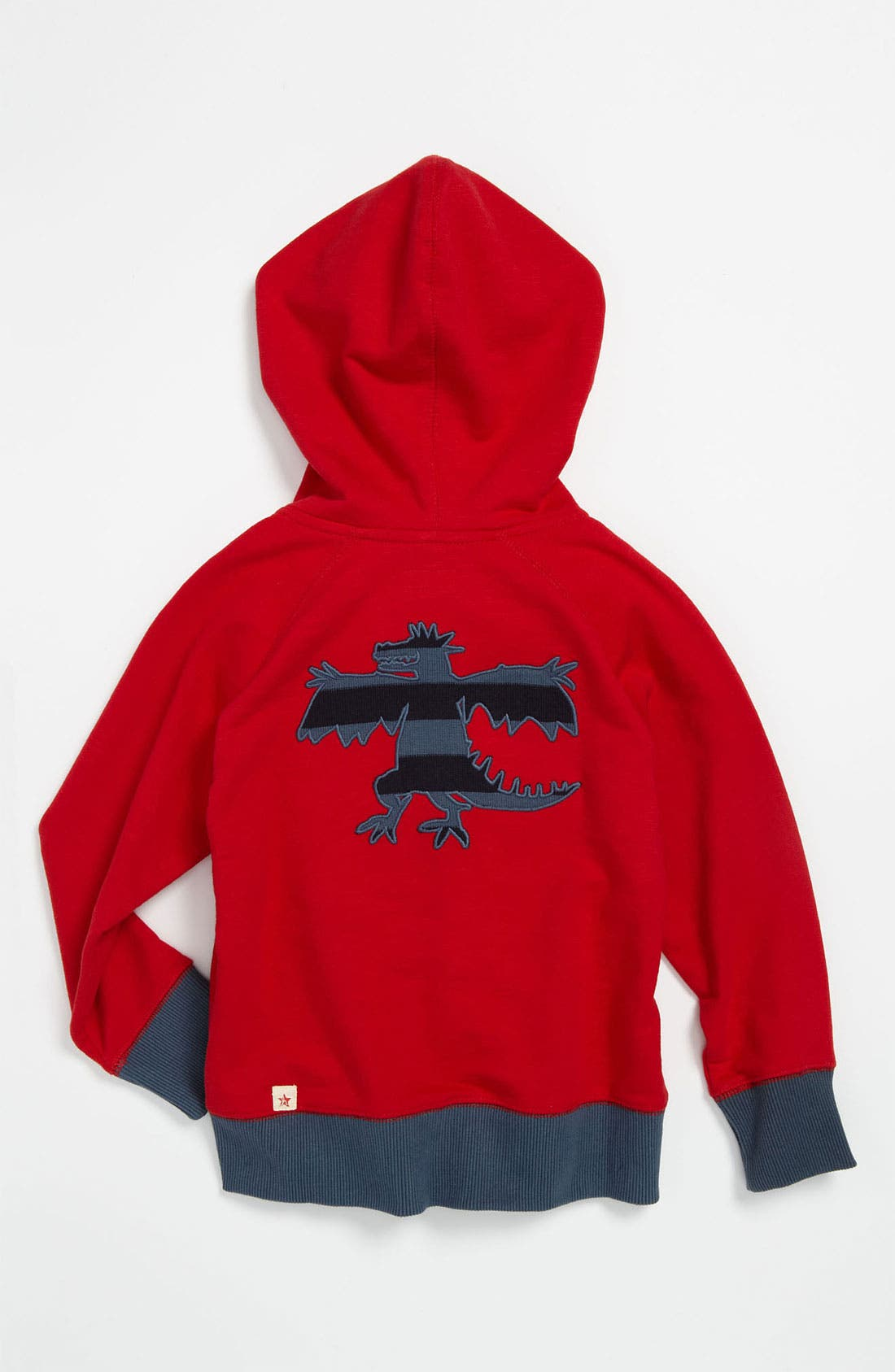 Alternate Image 2  - Hatley 'Dragons' Hoodie (Toddler)