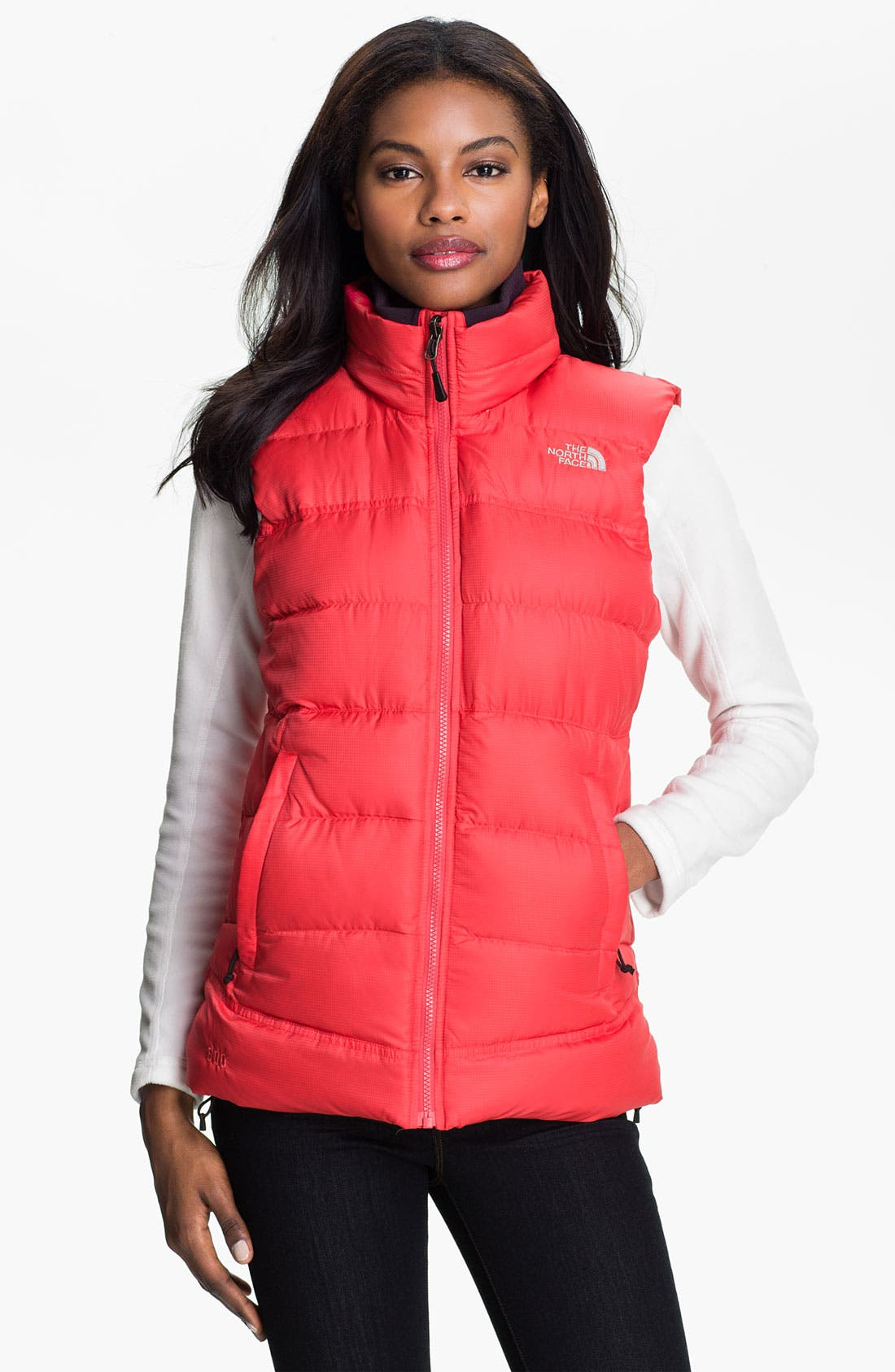 Alternate Image 1 Selected - The North Face 'Snowbrush' Down Vest