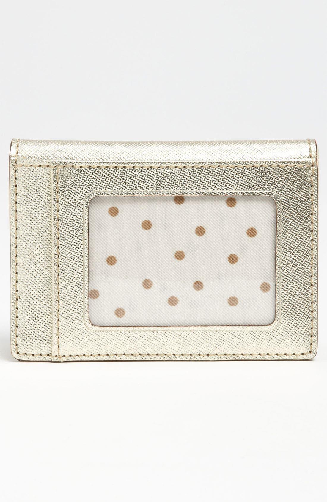 Alternate Image 3  - kate spade new york 'mikas pond - meaghan' card wallet
