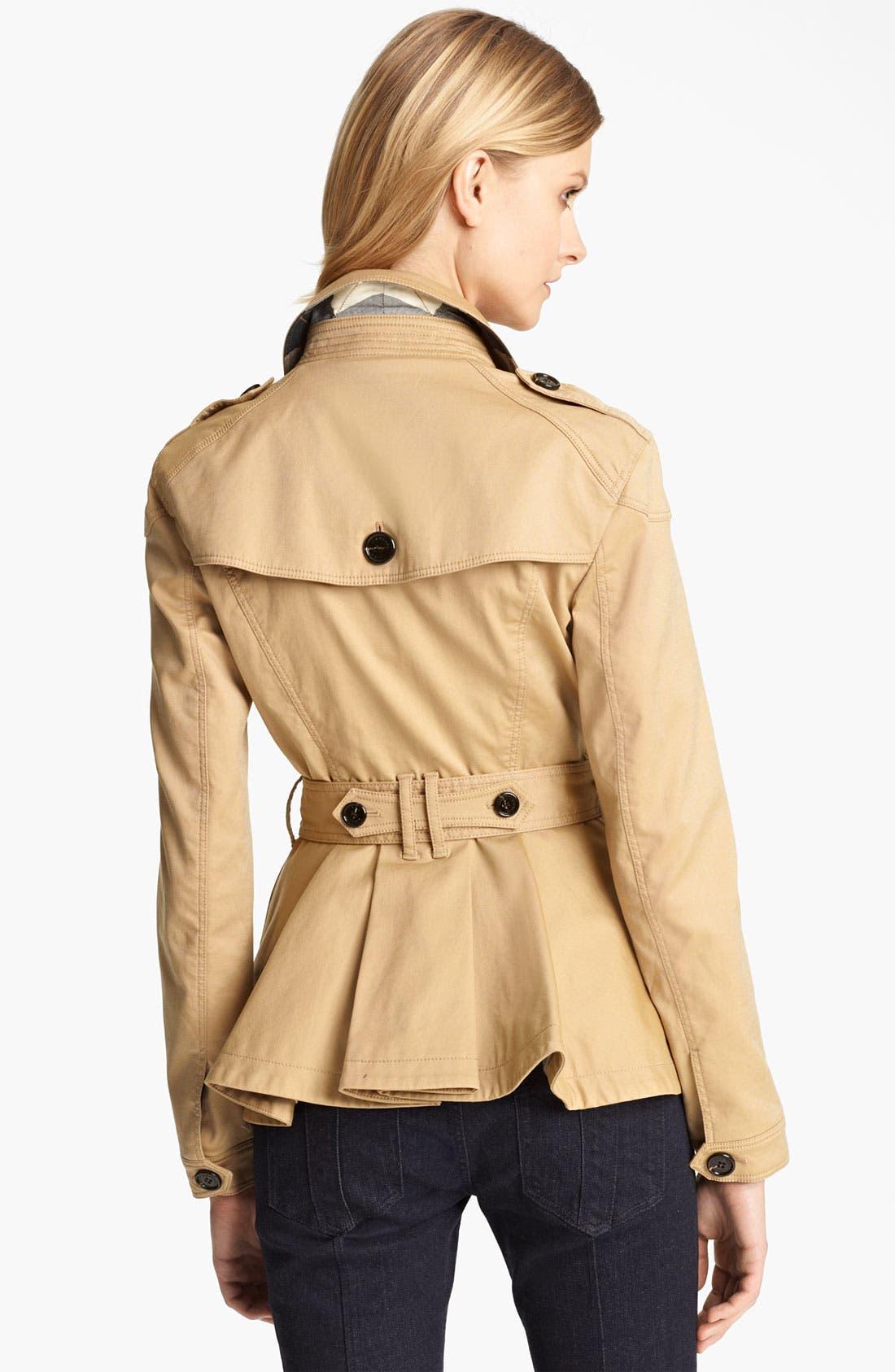 Alternate Image 2  - Burberry Brit 'Reedham' Jacket
