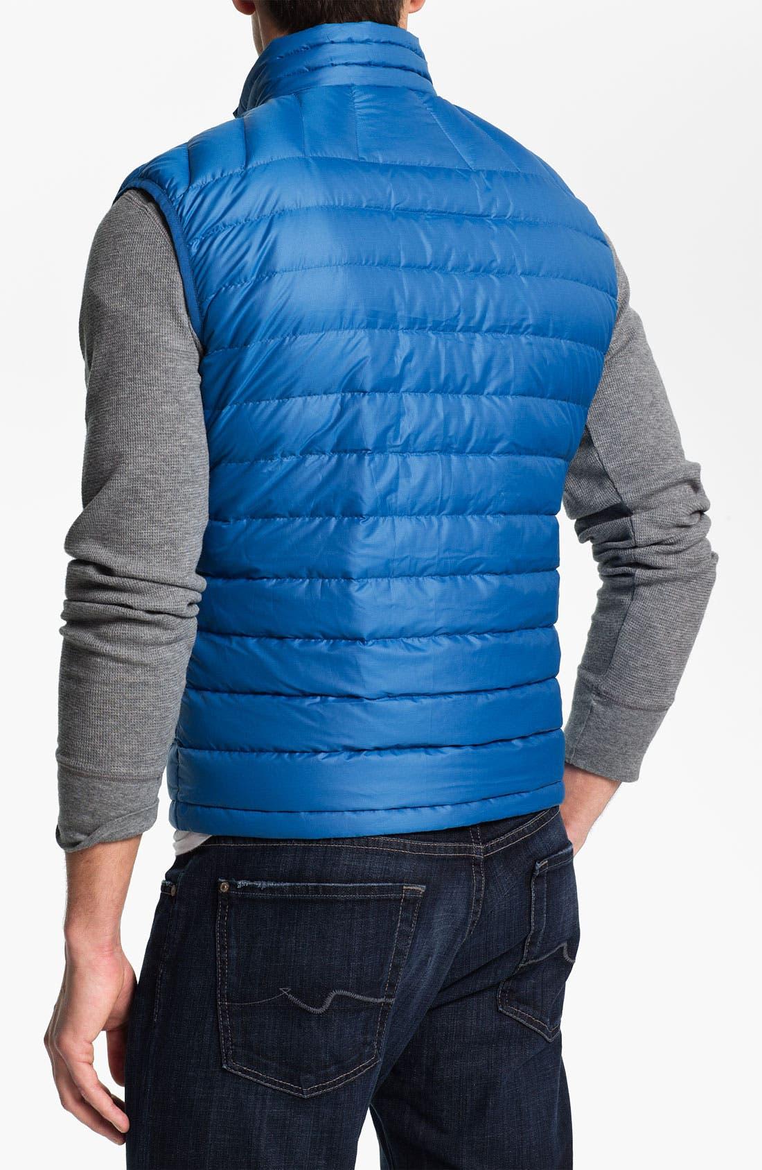 Alternate Image 2  - Patagonia 'Down Sweater' Vest