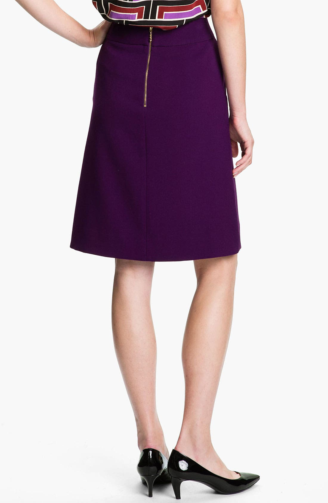Alternate Image 2  - kate spade new york 'tanisha' skirt