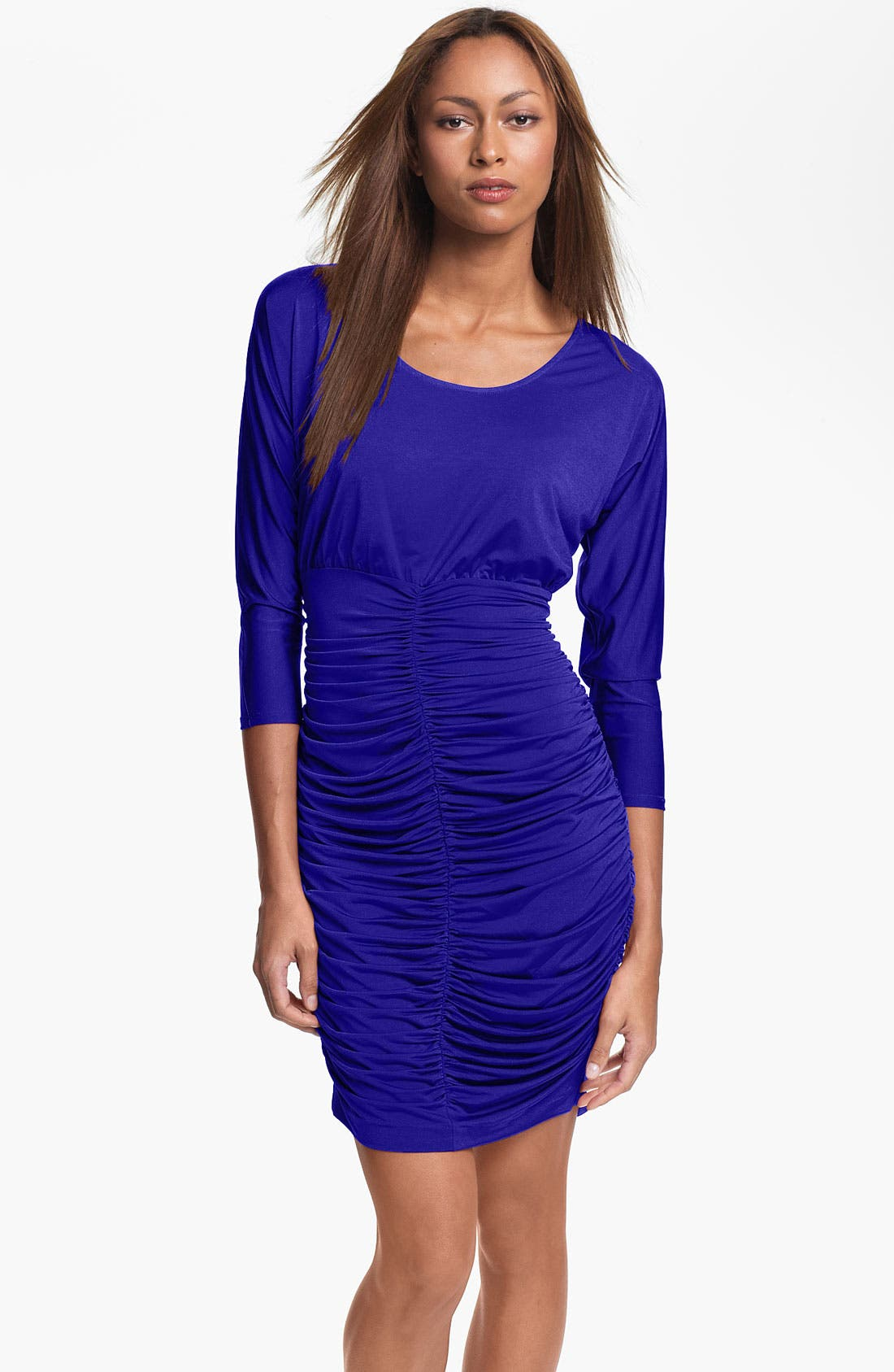 Main Image - Marc New York by Andrew Marc Jersey Sheath Dress