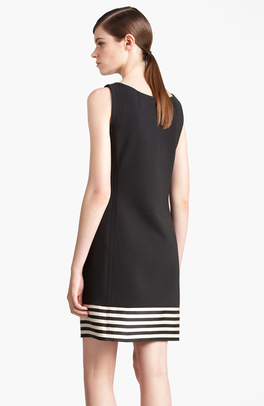 Alternate Image 2  - Jil Sander Navy Stripe Hem Dress