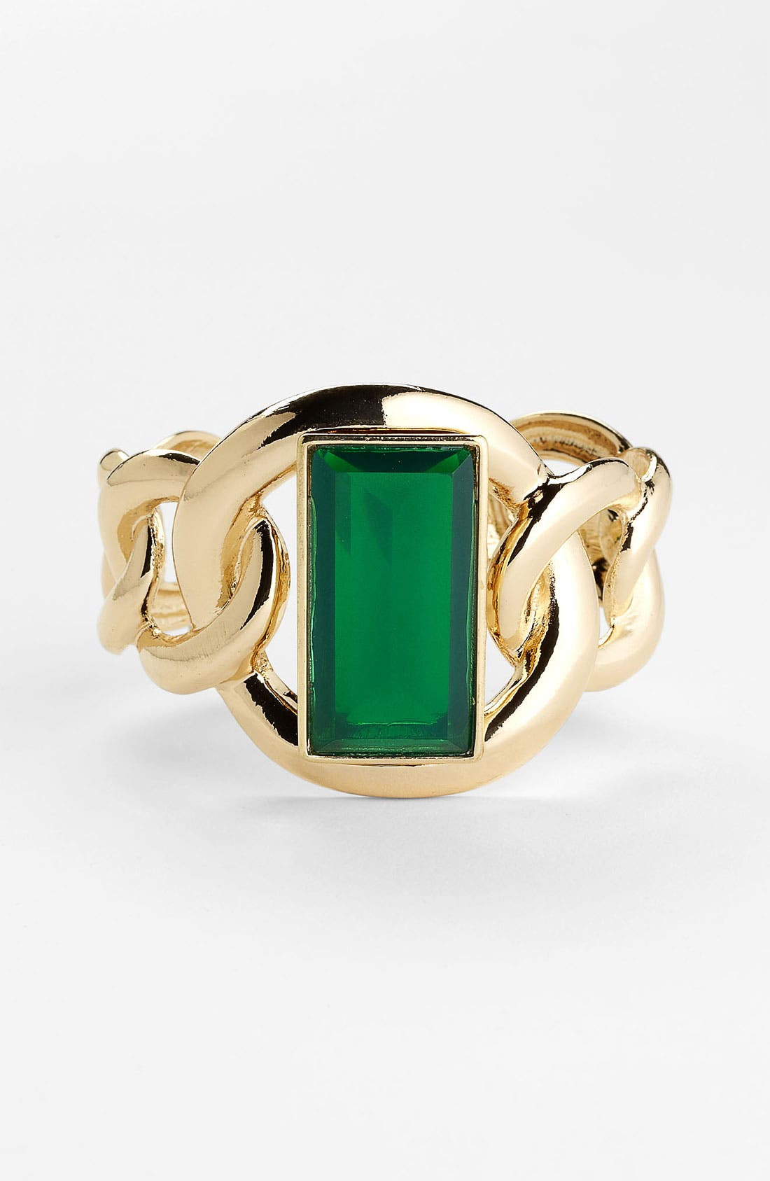 Alternate Image 1 Selected - Anne Klein Link Cuff