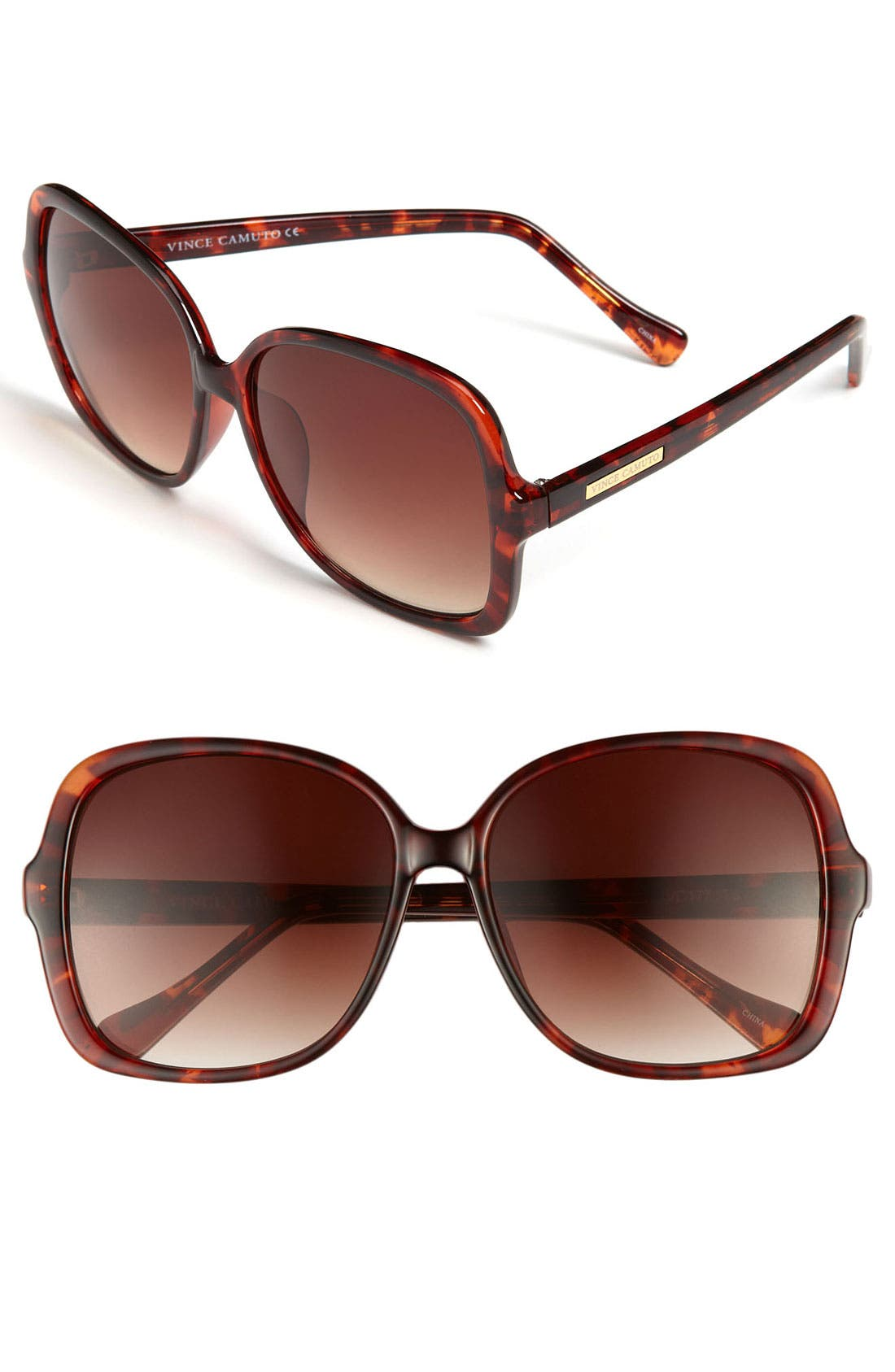 Alternate Image 1 Selected - Vince Camuto 60mm Gradient Sunglasses