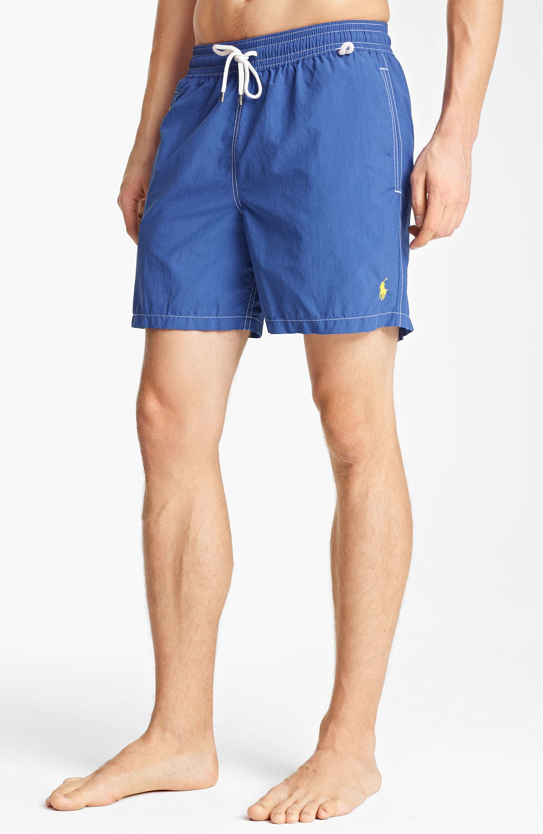 Main Image - Polo Ralph Lauren 'Traveler' Volley Swim Shorts