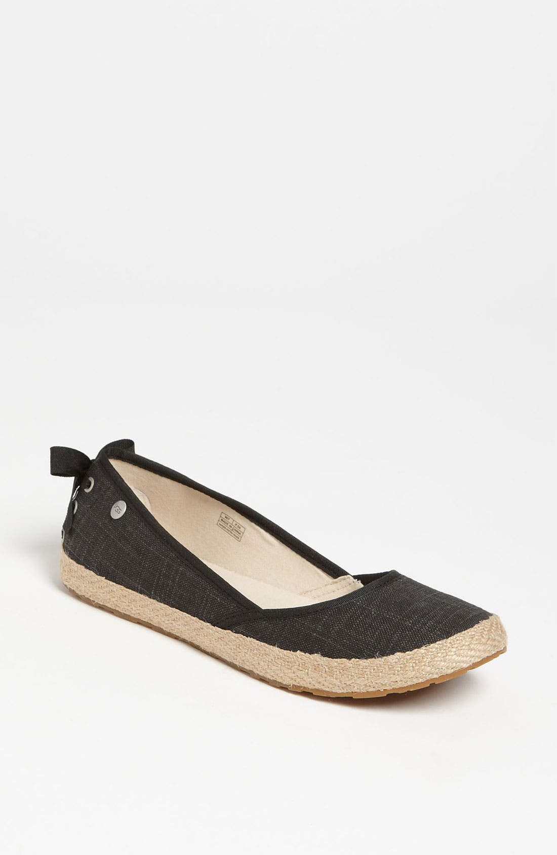 Alternate Image 1 Selected - UGG® Australia 'Indah' Flat (Women)