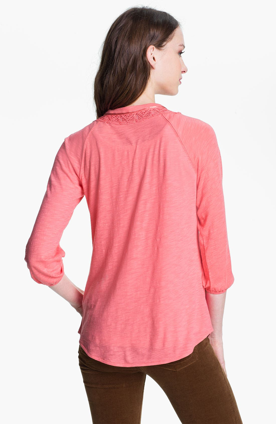 Alternate Image 2  - Lucky Brand 'Camille' Top