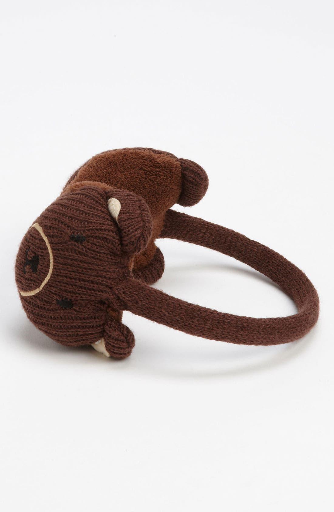 Main Image - The Accessory Collective 'Bear' Earmuffs