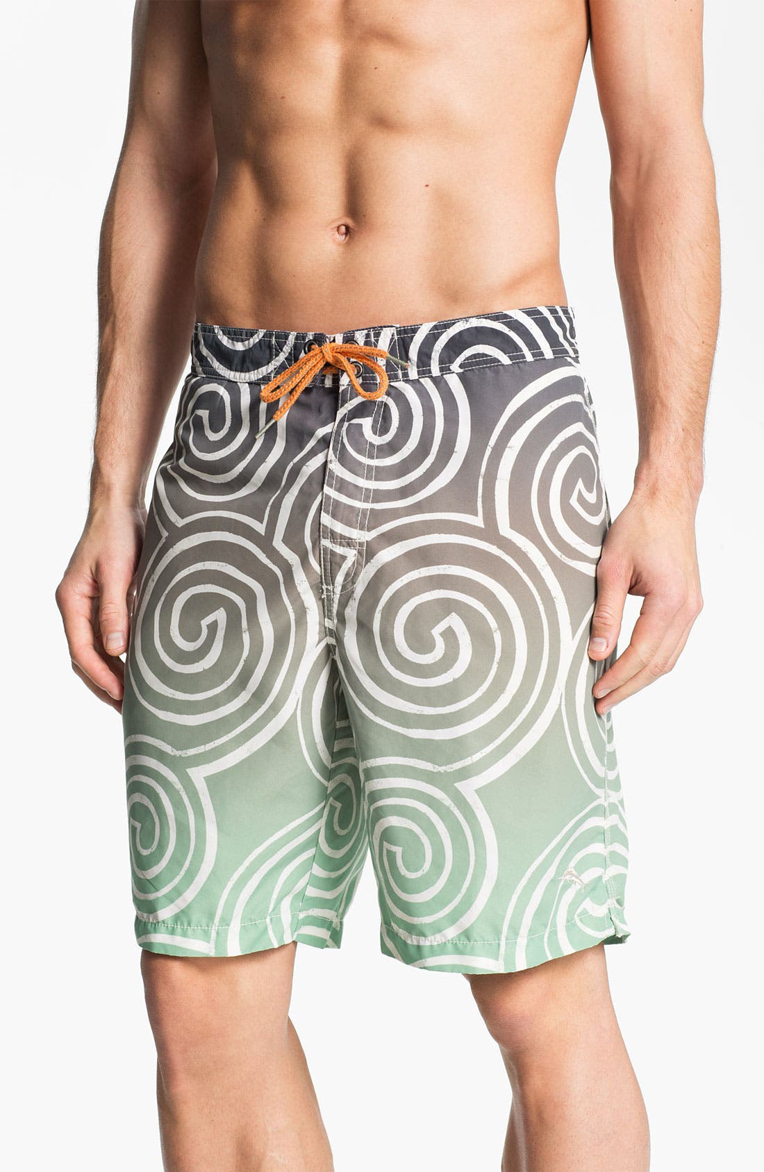 Main Image - Tommy Bahama Relax 'St. Lucia Swirl' Swim Trunks (Online Exclusive)